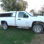 2011 Chevrolet 2500 4x4 Pick-up Truck Sold $21,000