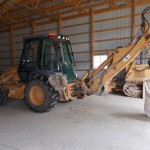 Case 4x4 Backhoe  SOLD! for $26,000.00