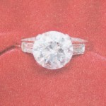 Tiffany & Co Diamond Ring Sold $30,000